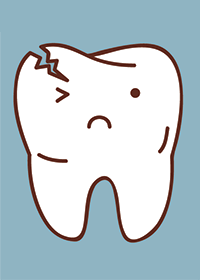 cracked tooth 188008009 width of 200 pixels